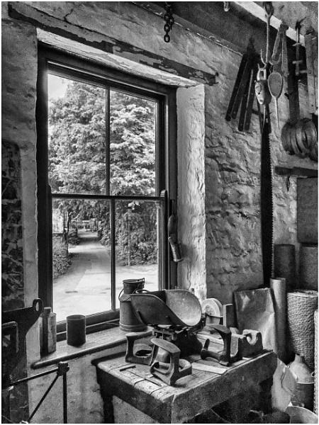 Museum windows by franken