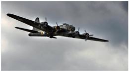 Boeing B-17 Flying Fortress 'Sally B'