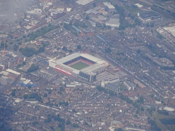 Sheffield United, Bramfall Lane, Sheffield by YoungGrandad