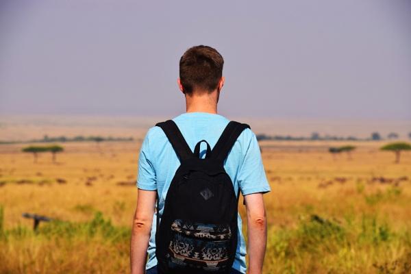 Masai Mara by Dannielle