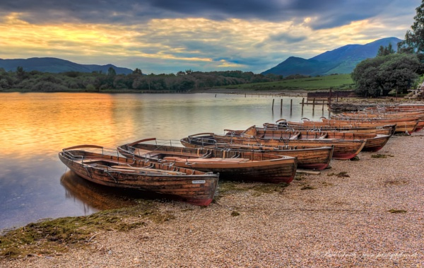 Derwent Water by pdsdigital