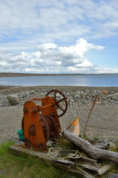Rust on the beach by netta1234