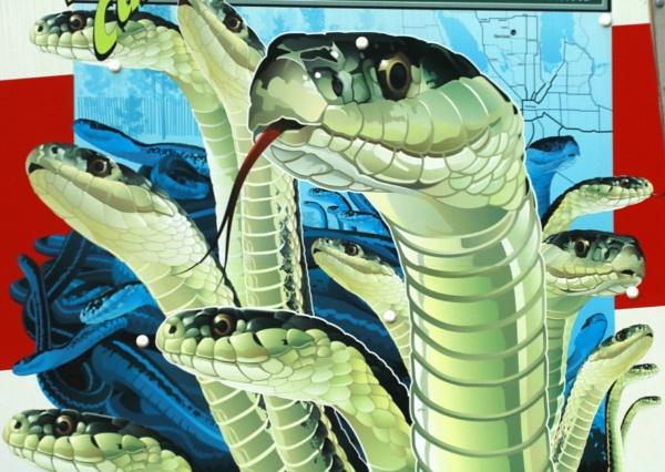 SnakeFest Manitoba by tonyguitar
