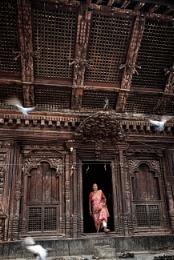 Imposing Doorway