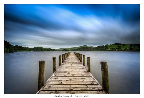 Coniston Lake by Philpot