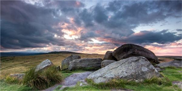 Sunset Peak by Somerled7