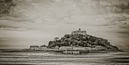 Old World Look St Michael's Mount