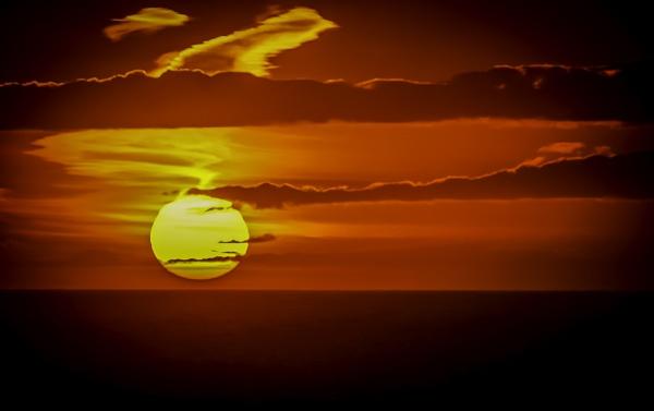 Cornish Sunset by Petechef37