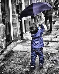 Rainy days in Oxford