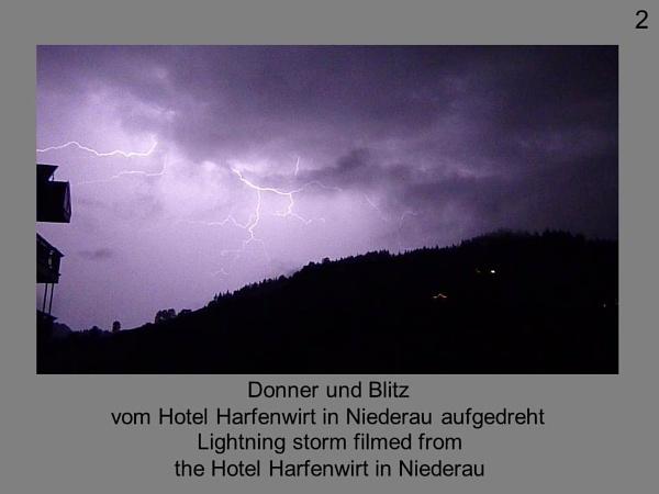 More Donner und Blitz
