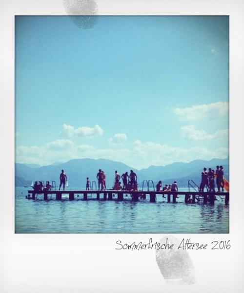 Sommerfrische Attersee 2016 part II by bliba