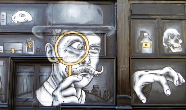Detective by RysiekJan
