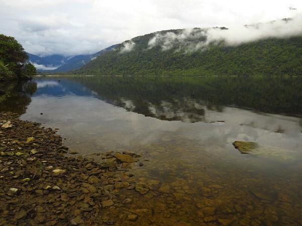 Lake Moeraki 3 by DevilsAdvocate