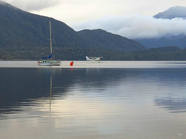 Lake Te Anau 9 by DevilsAdvocate