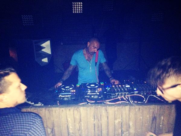 Big Club DJ by happysnapperman