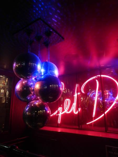 Glitter Balls by happysnapperman