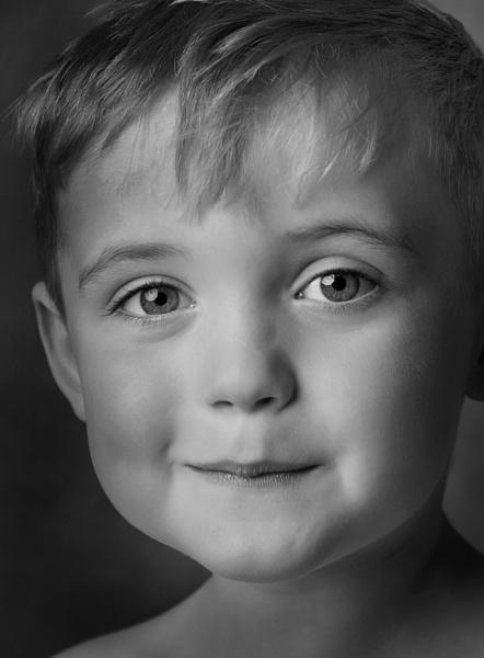 A little smile! by Leedavieshadley