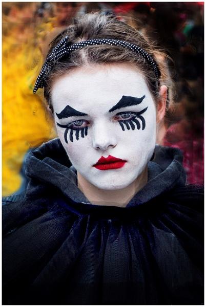 Punk Girl by mac