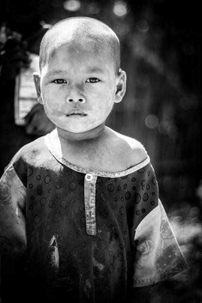 A boy by jonathanfriel