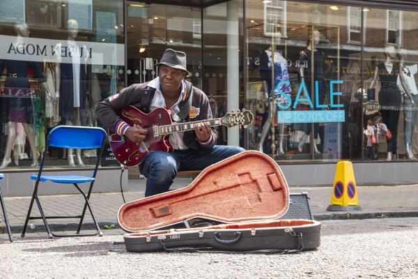 High street blues by rambler