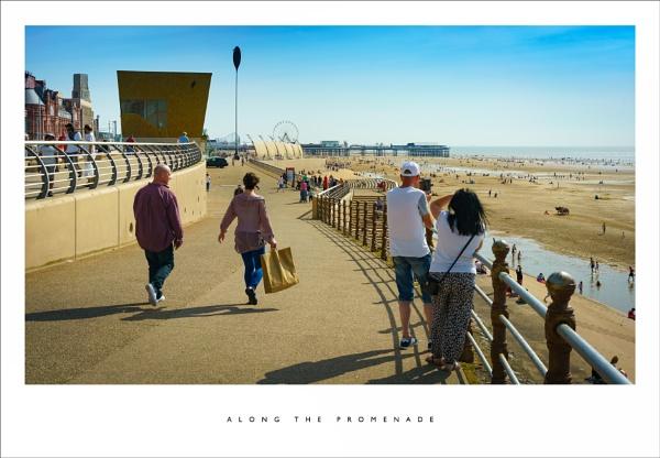Along the promenade by parallax