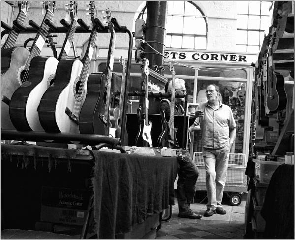 Talking Guitars by ken j.