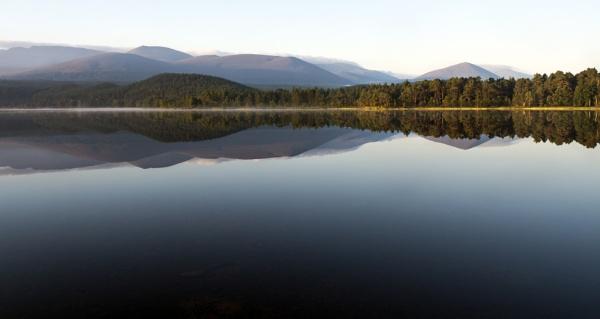 Loch Morlich by GAJ