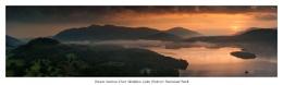 Dawn Sunrise Over Skiddaw