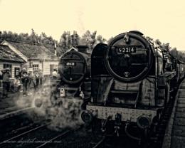 Grosmont Steam
