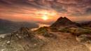 Scottish Sunset by AndyB1976