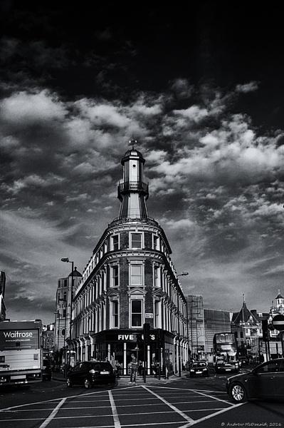 Kings Cross, London by andymcdonald