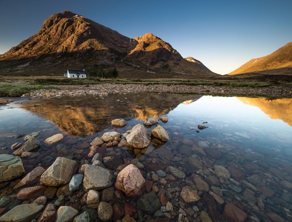 Buachaille Etive Morning Light by bill33
