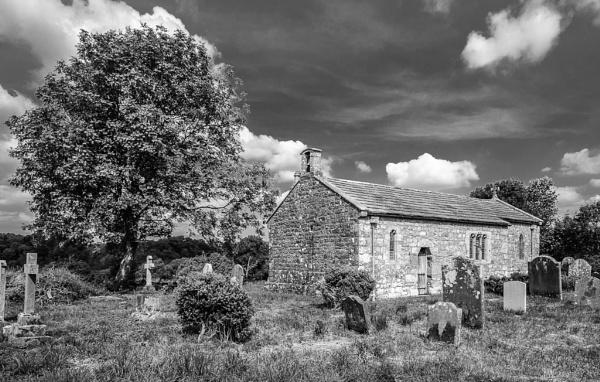 Denton Church by mbradley