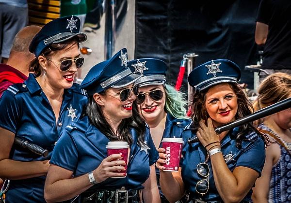 It\'s a fair cop by xleex