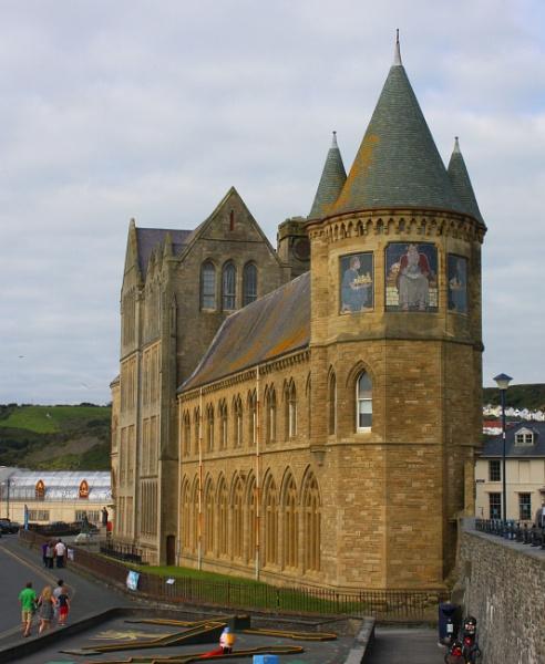 Aberystwyth, Aberaron & Bala by ddolfelin