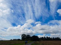 Large sky