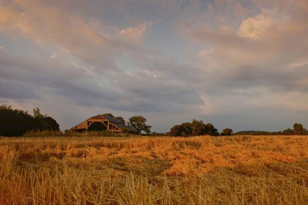 Barn by DCox