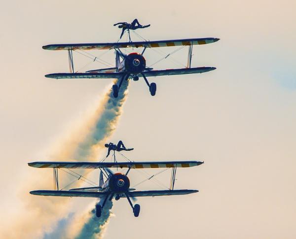 britling wing walkers by arnieg