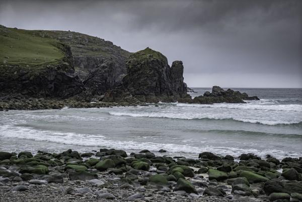 Dalbeag Beach... by Scottishlandscapes