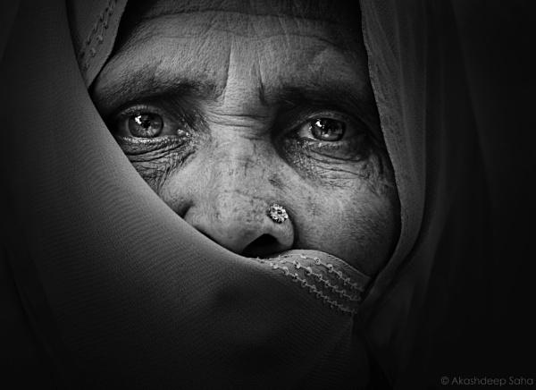 Into the Dark by AkashdeepSaha