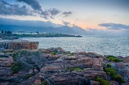 Daybreak at Walker Bay...