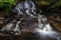 waterfall in Milltown nfld
