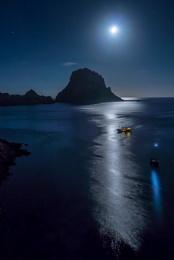 Es Vedra Moonlight