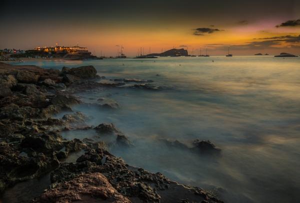 Sunset Ashram by Legend147