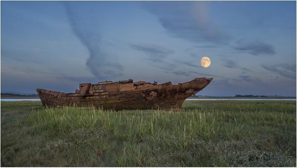 Fleetwood Moonrise by Leedslass1