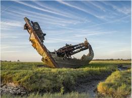 A Bit of a Wreck