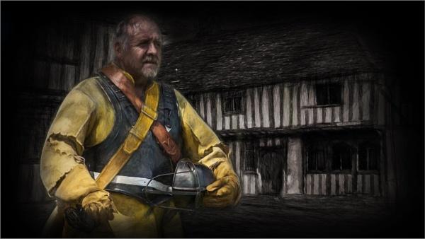Oliver Cromwell by BarryBeckham