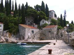 A Croatian Harbour Village