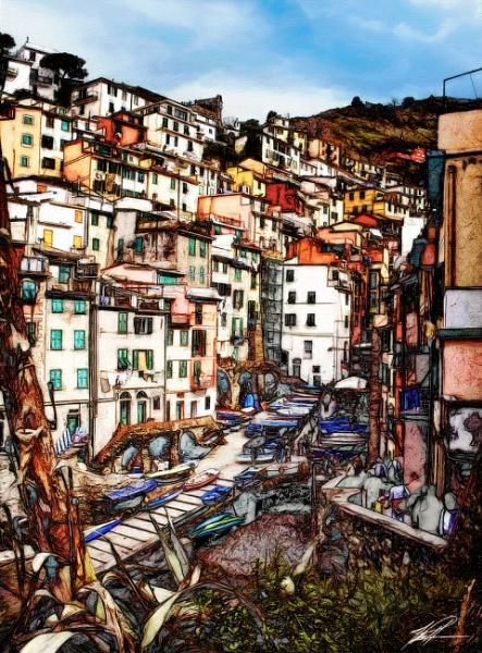 the Italian palette by TpatT