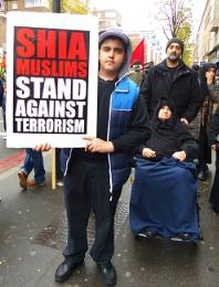 Stands Against Terrorism